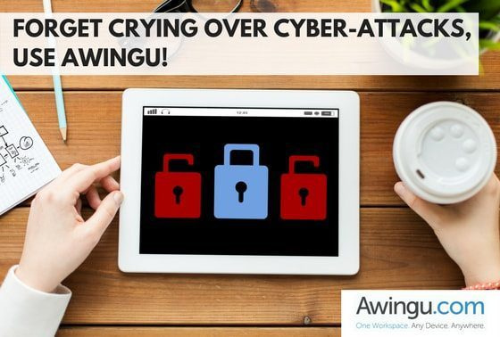 awingu against cyber attacks