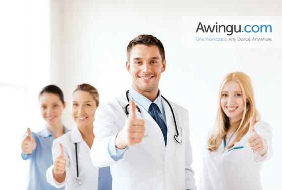 HIPAA and Awingu