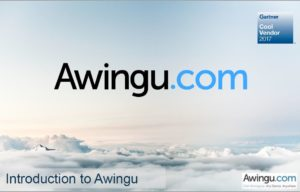 introduction to Awingu cover