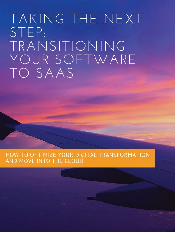 isv to saas cover white paper