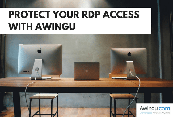 RDP blog post