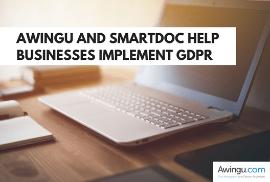 Awingu and Smartdoc partnership