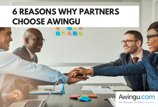 6 reasons why partners choose Awingu