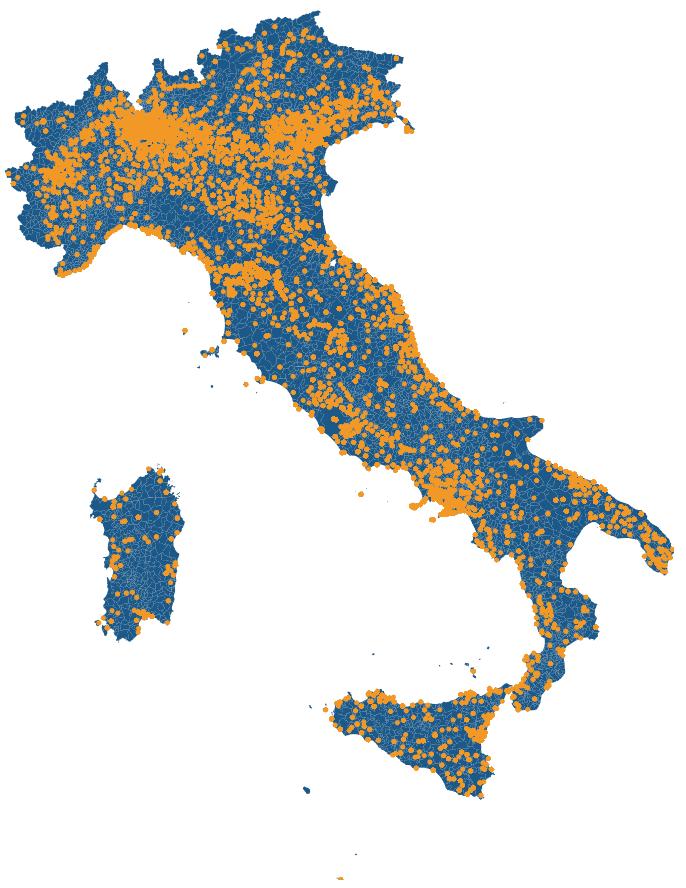 Italy RDP geo