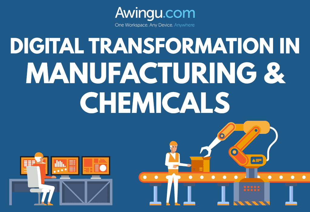 digital transformation in manufacturing & chemicals