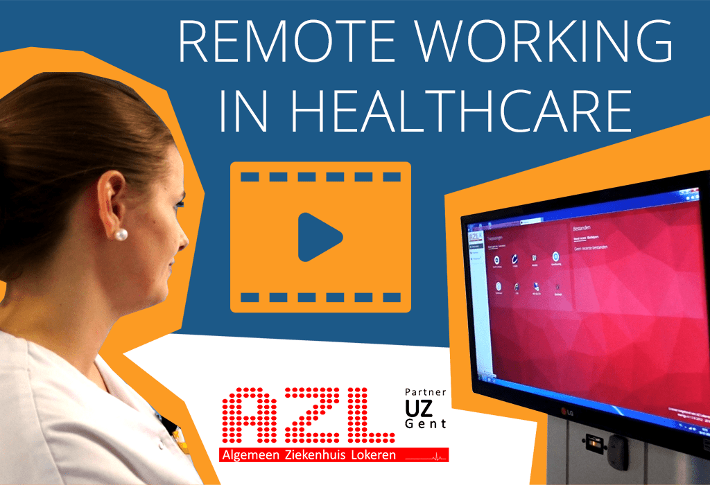 AZ Lokeren Deploys Awingu for Remote Working in a Healthcare Setting