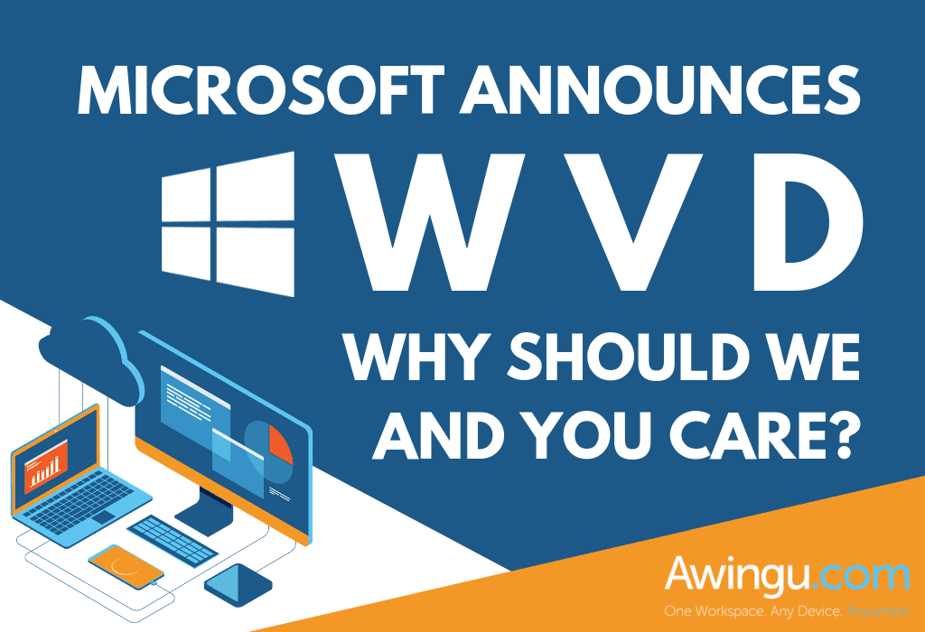 what is wvd windows virtual desktop