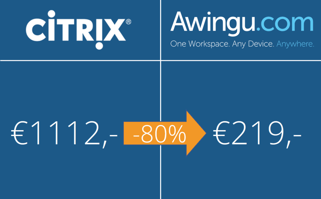 Migrate from Citrix to Awingu! - Awingu - MIGRATE TO AWINGU